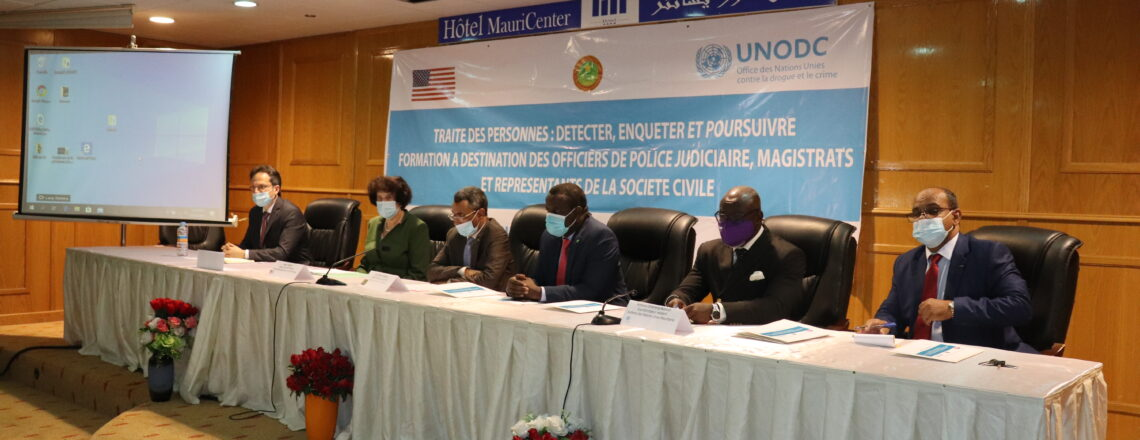 DCM's Opening Remarks for UNODC Workshop