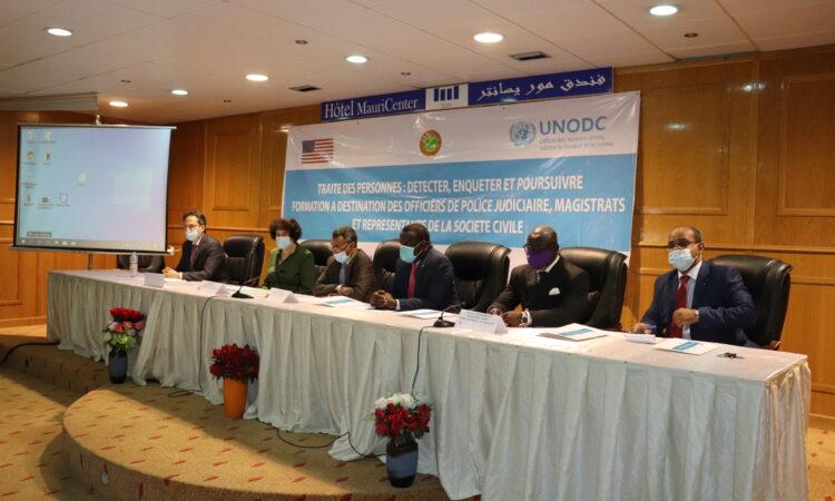 UNODC Workshop
