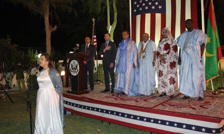 U.S. Embassy Celebrates Independence Day