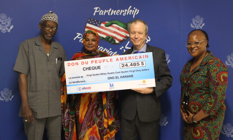 USAID West Africa supports local Mauritanian NGOs