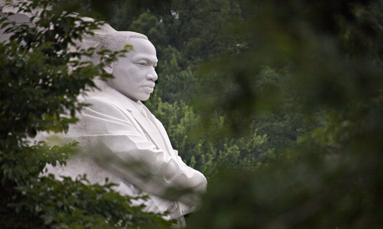 Martin Luther King Memorial in Washington, D.C. (AP Photo)