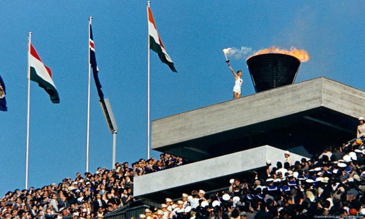 最新の放送技術が使われた1964年東京オリンピック | 在日米国大使館 ...