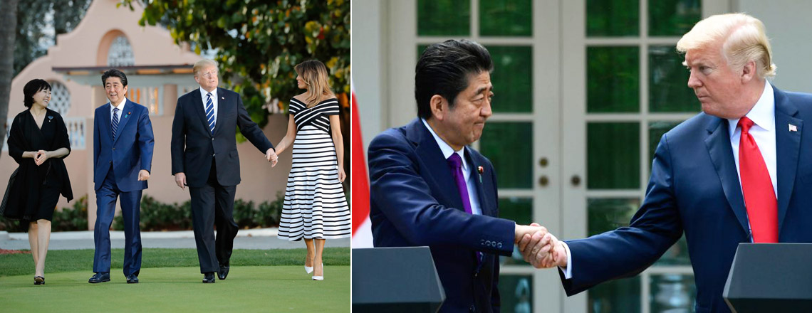 President Trump's Japan Trip Signals Strong Friendship