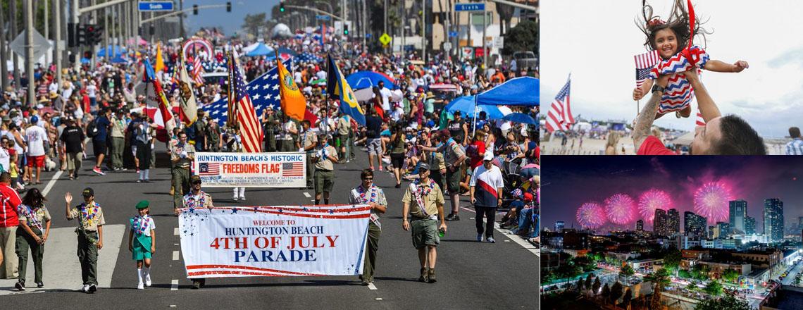 写真で見るアメリカ最大のバースデー・パーティー、独立記念日