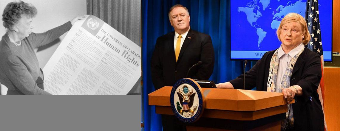 国務省が人権に関する新委員会を設置