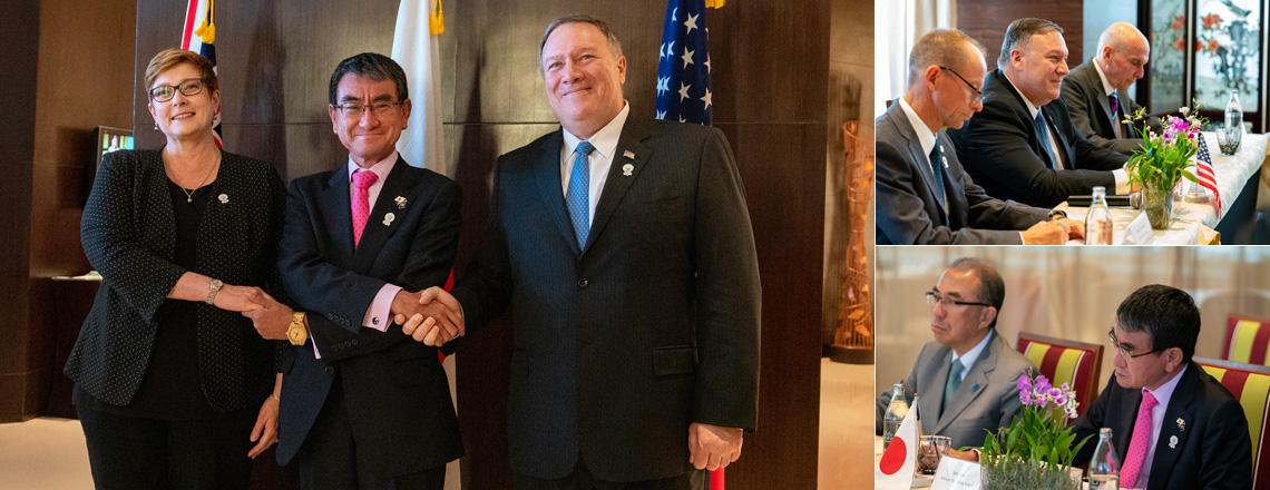 U.S. and Japan Announce Mekong Power Partnership
