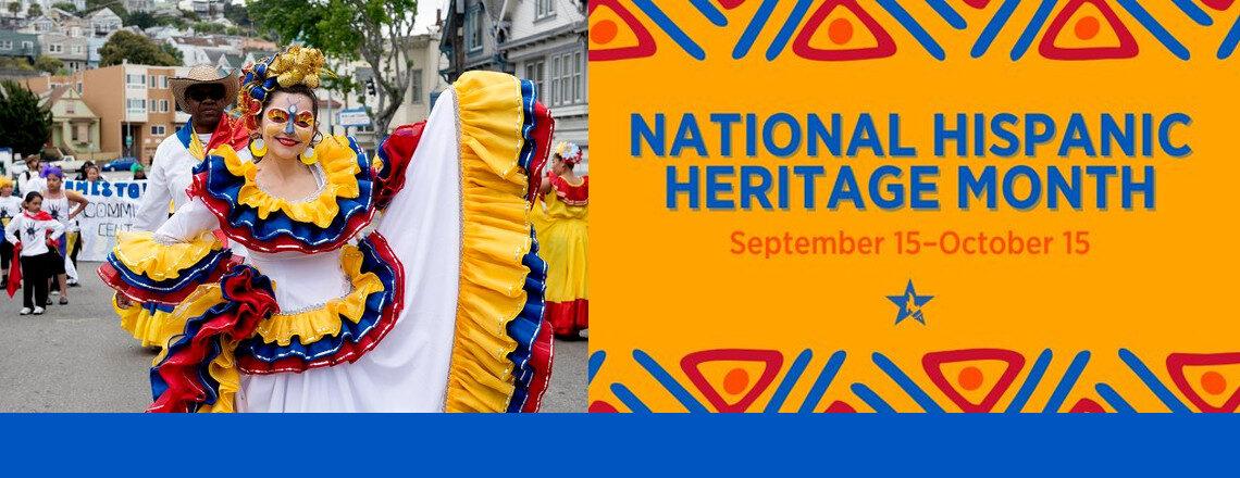 ヒスパニック文化遺産月間を祝う