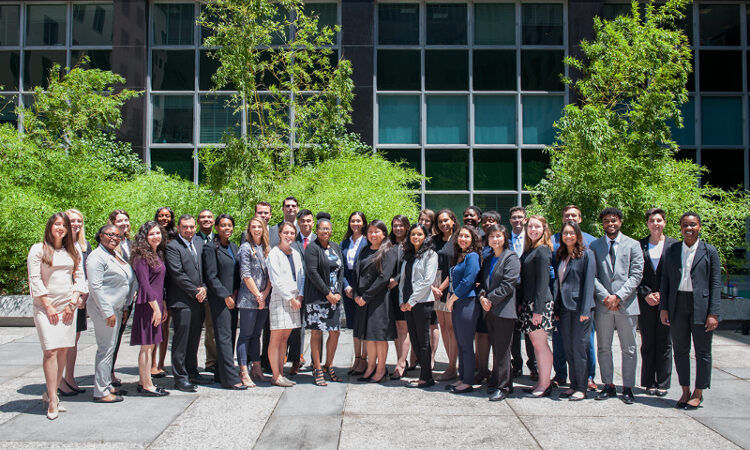 The 2019 Pickering Fellows represent America's diversity as they prepare in Washington, D.C. to serve in the U.S. Foreign Service.