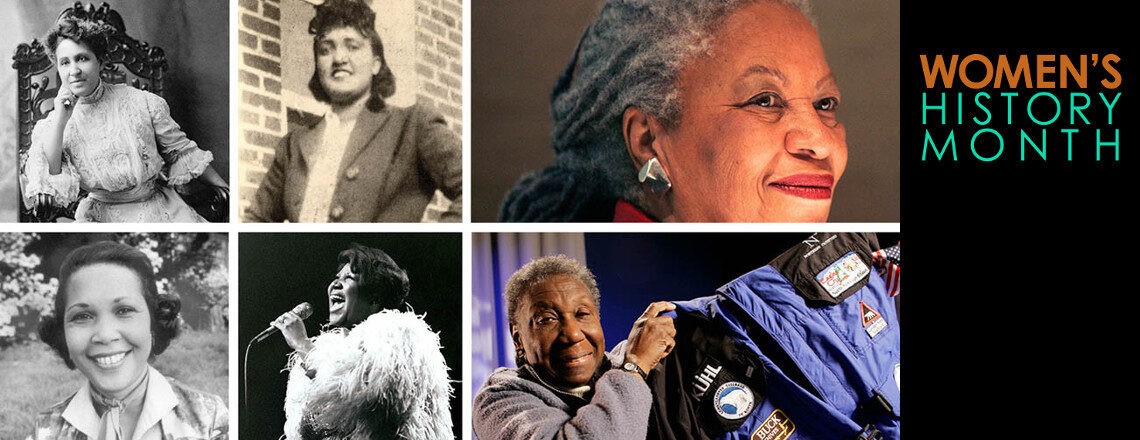 Six Remarkable Women Inducted into the National Women's Hall of Fame