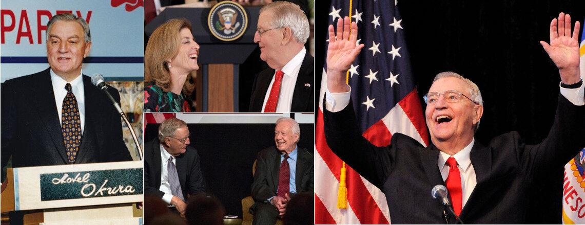 Remembering Vice President Walter Mondale – Former Ambassador to Japan
