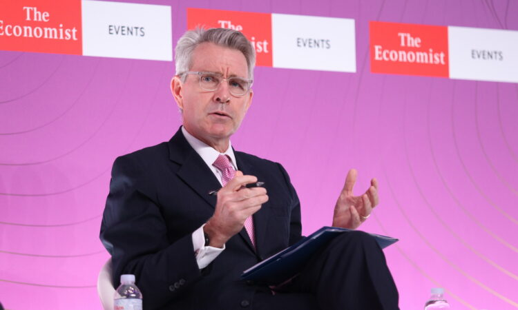 Ambassador Pyatt at the Economist Conference