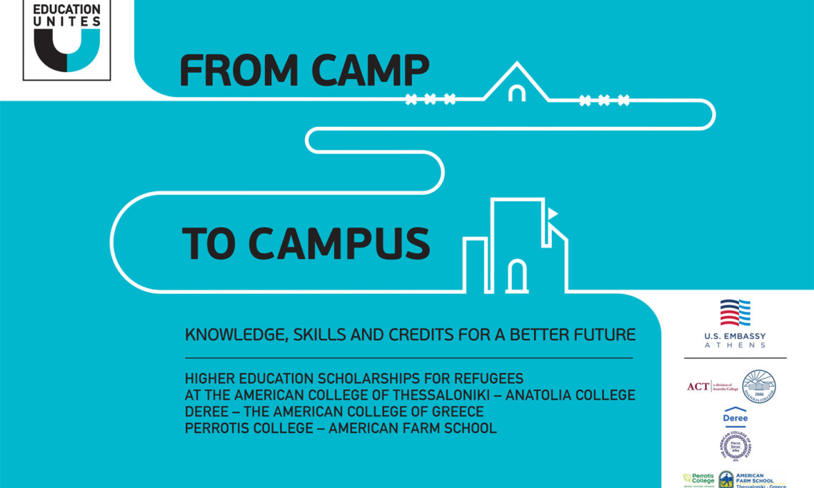 Education Unites: From Camp to Campus