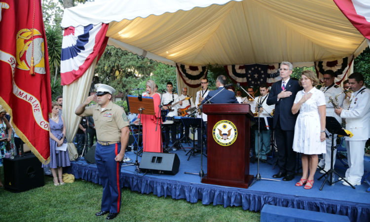 4th of July Celebration at the Residence (State Department Photo)