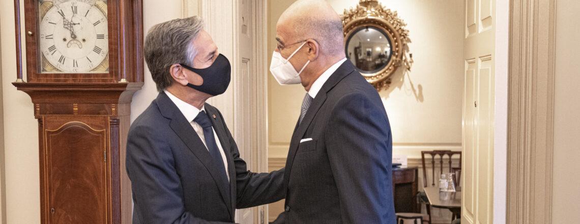 3rd U.S. – Greece Strategic Dialogue, October 14, 2021