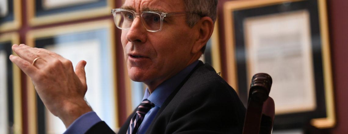 Συνέντευξη του Πρέσβη Geoffrey Pyatt στην «Καθημερινή»