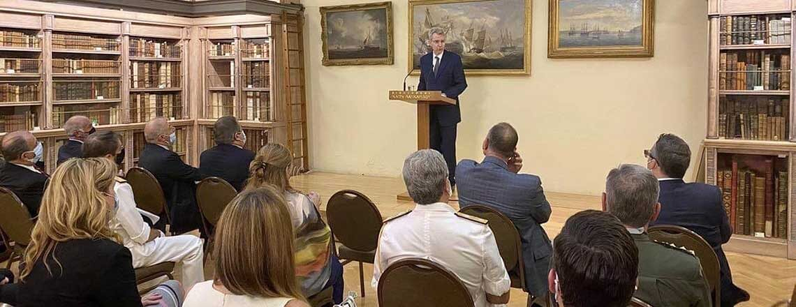 Ambassasdor Pyatt's Remarks