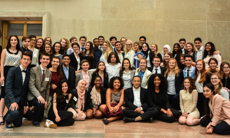 2017 Benjamin Franklin Fellowship Program Participants (State Department Photo)