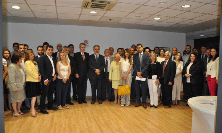 Ambassador's Remarks at IPR training (State Deparment Photo)