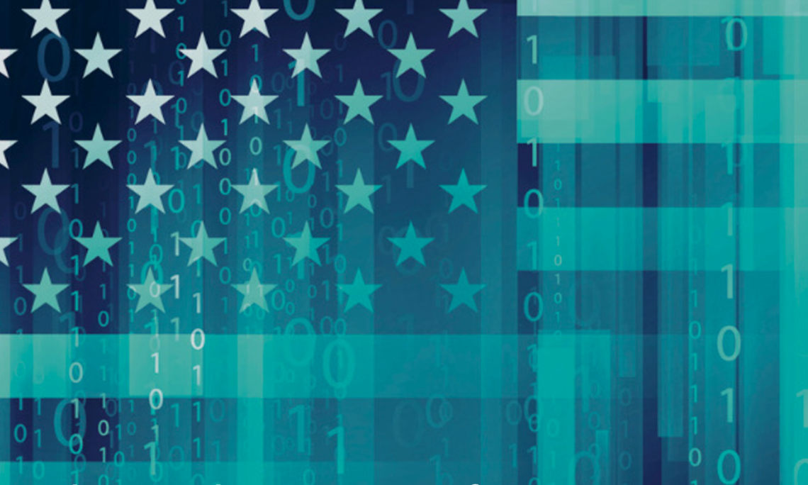 Cybersecurity (Photo from ShareAmerica.gov)