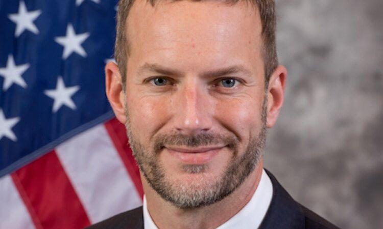 Adam Boehler DFC