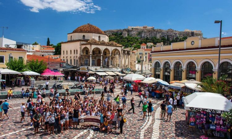Heritage Greece Program 2018