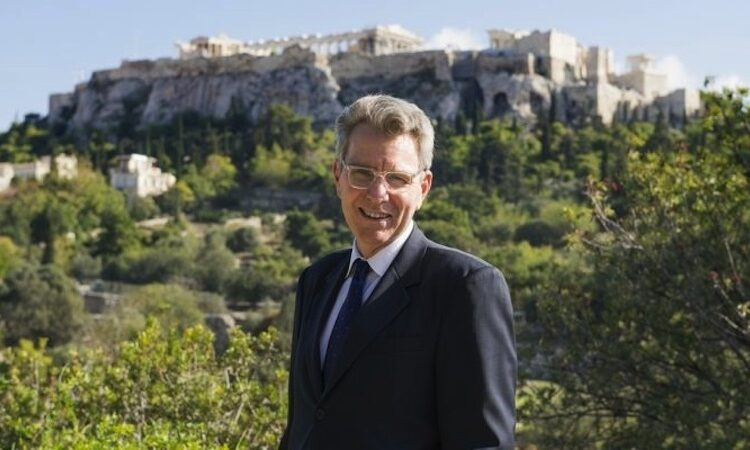 Ambassador Pyatt (State Department Photo)