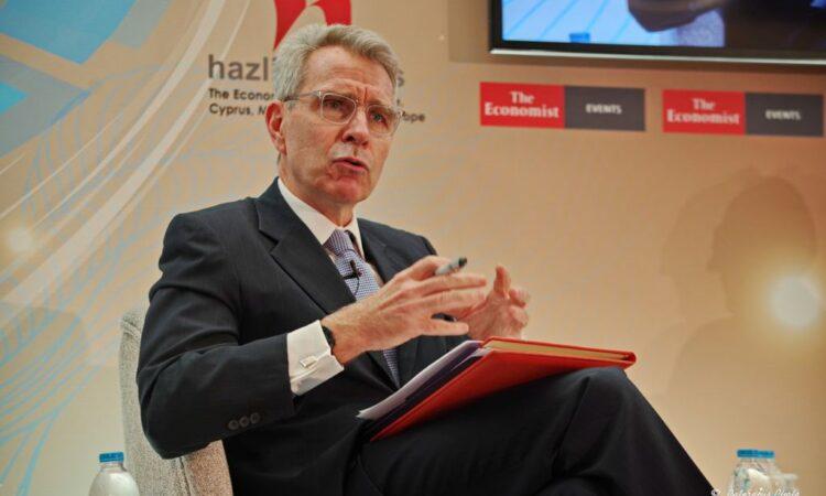 Ambassador Pyatt at Economist Thessaloniki Summit