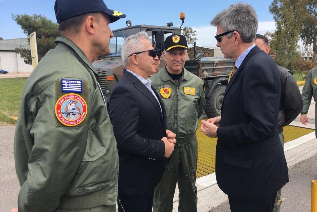 IAF trainierte mit Piloten aus den Emiraten