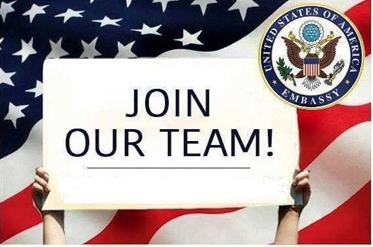 We Re Hiring Join Our Team Updated January 22 2021 U S Embassy Consulate In Greece