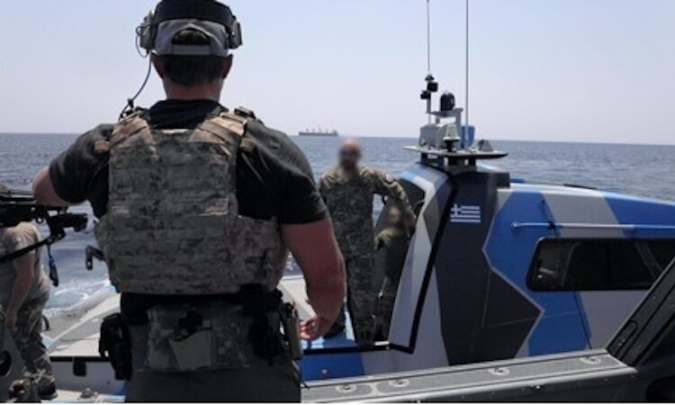 U.S. - Greece Joint Training