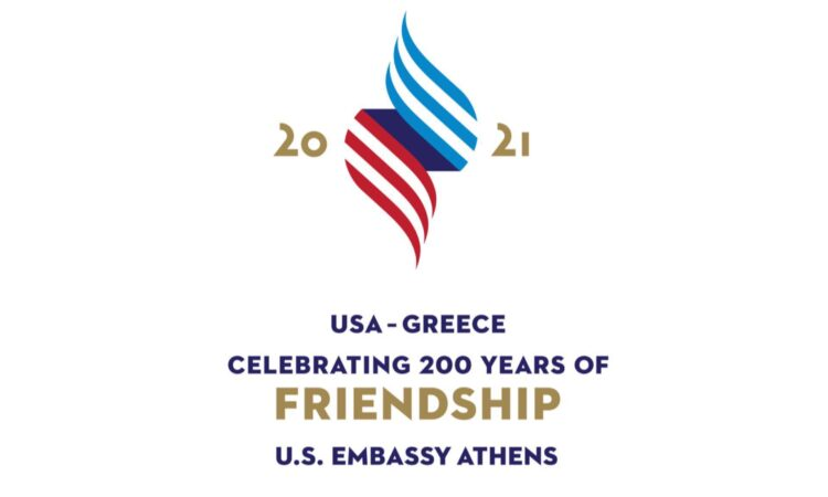 USA-Greece Celebrating 200 Years of Friendship - U.S. Embassy Athens