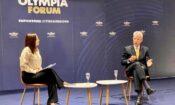 Ambassador Pyatt at Olympia Forum