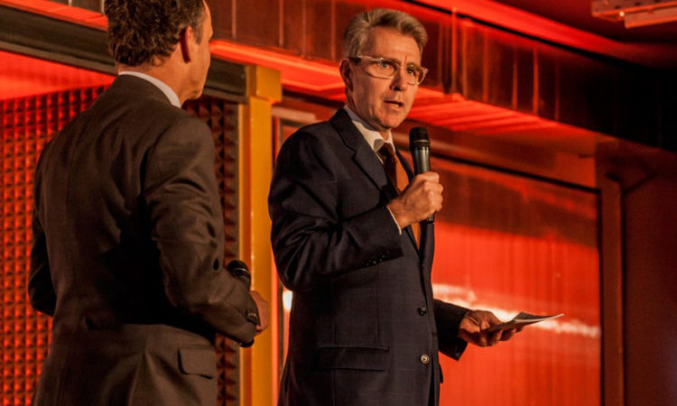Ambassador Pyatt delivers remarks at Orange Grove's event (March 8, 2018)