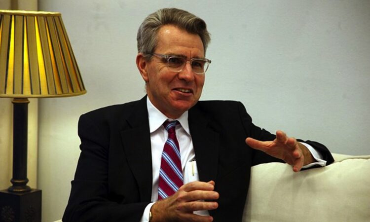 Ambassador Pyatt's interview to real.gr
