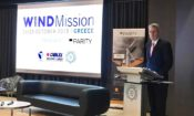 Ambassador Pyatt delivers remarks at WINDMission Conference (State Department Photo)