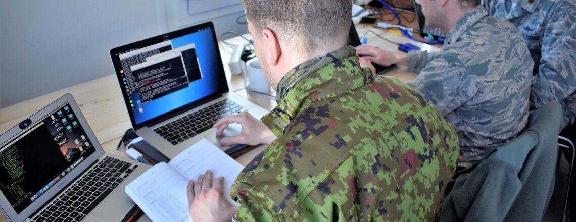 Marylandi õhuväe Rahvuskaart ja Eesti küberväejuhatus tugevdavad partnerlust