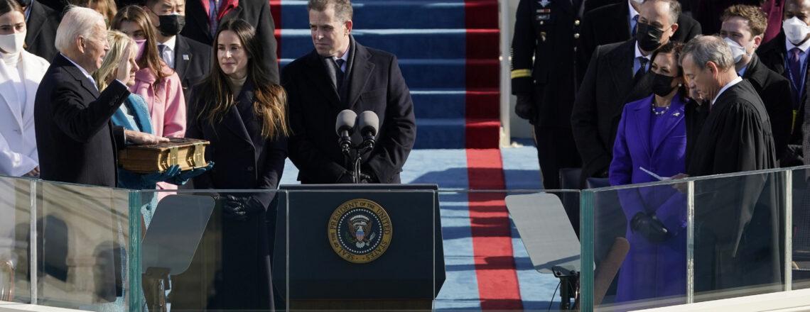 Инаугурационная речь президента Джозефа Р. Байдена