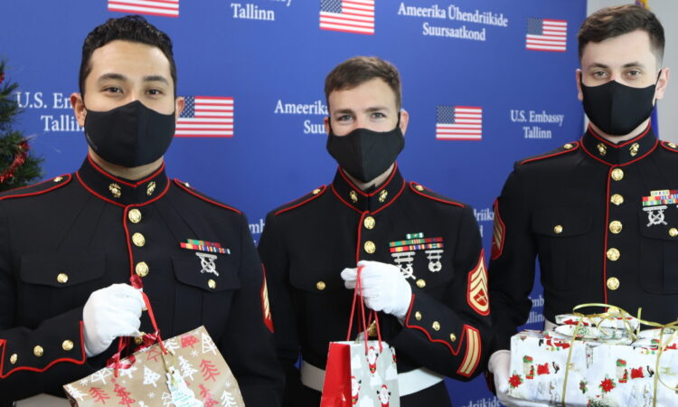 Embassy Tallinn Marines