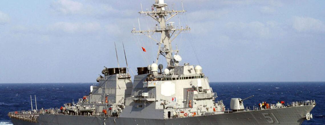 USS Arleigh Burke to Visit Port in Tallinn