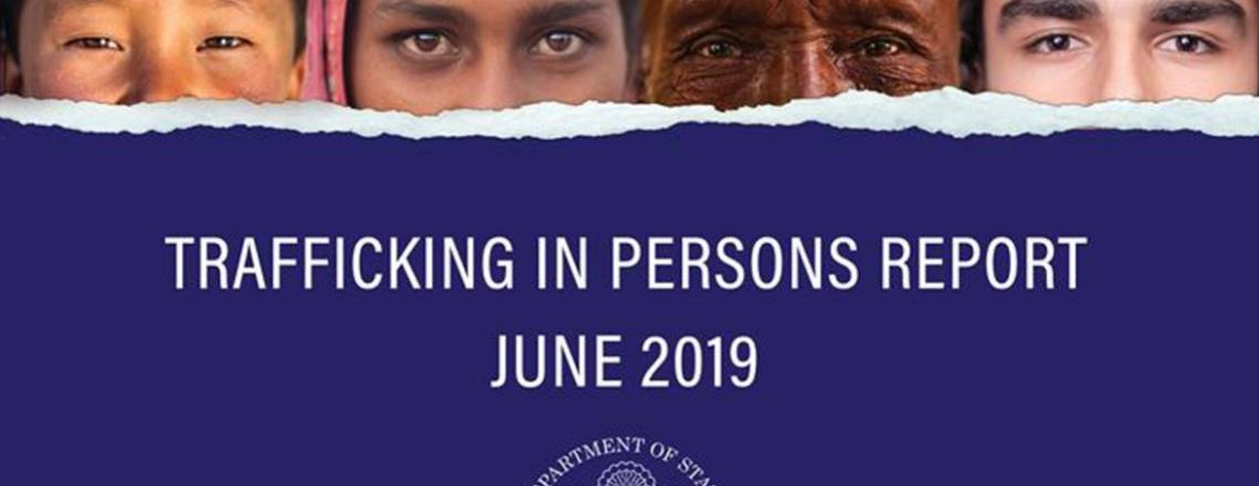 2019. aasta Inimkaubanduse aruanne: olukord Eestis