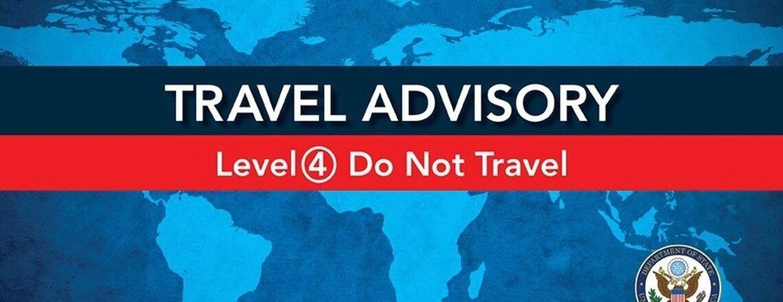 Estonia – Level 4: Do Not Travel