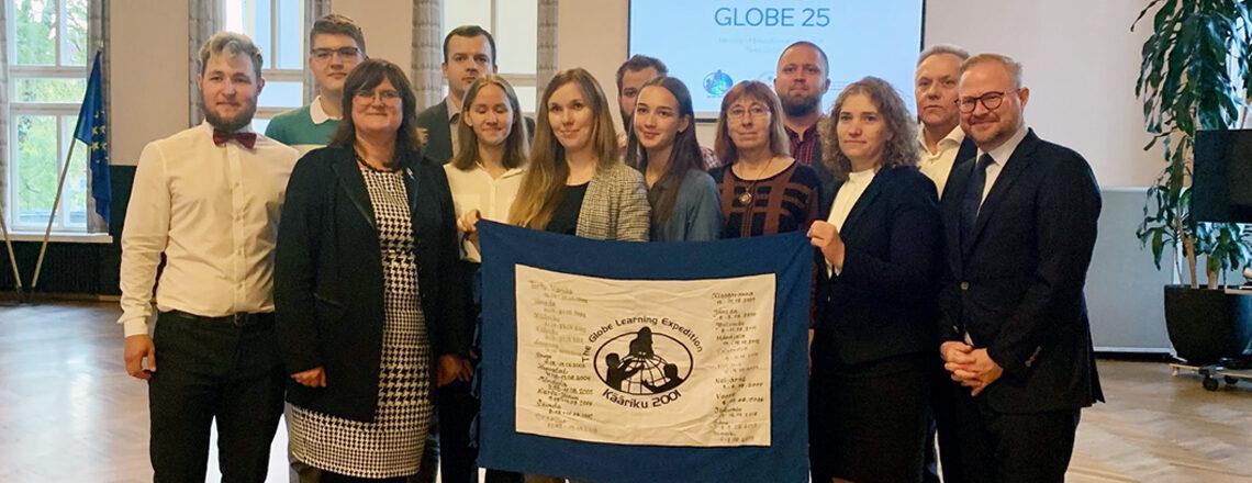 Pressiteade: USA saatkond tähistab täna GLOBE Eesti 25. aastapäevateaduskonverentsiga