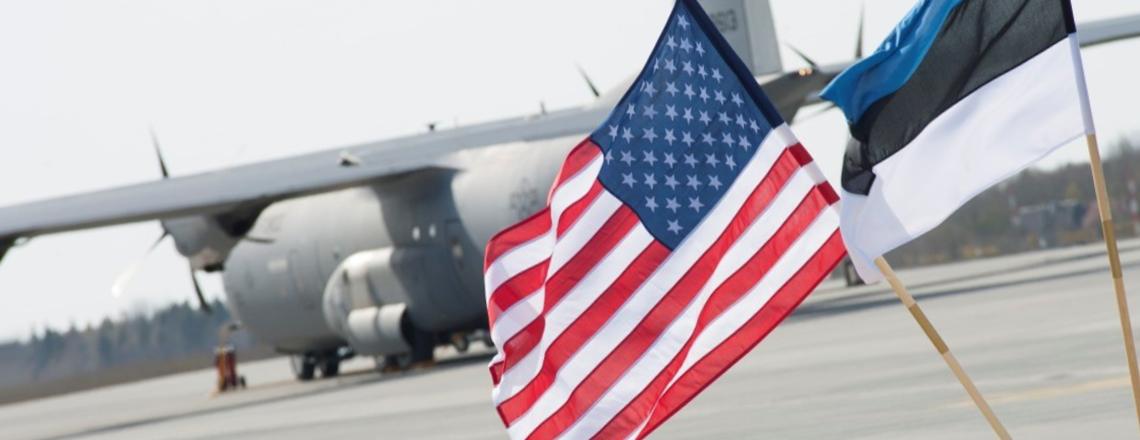 Ameerika Ühendriikide ja Eesti vahelise koostöö ühisavaldus