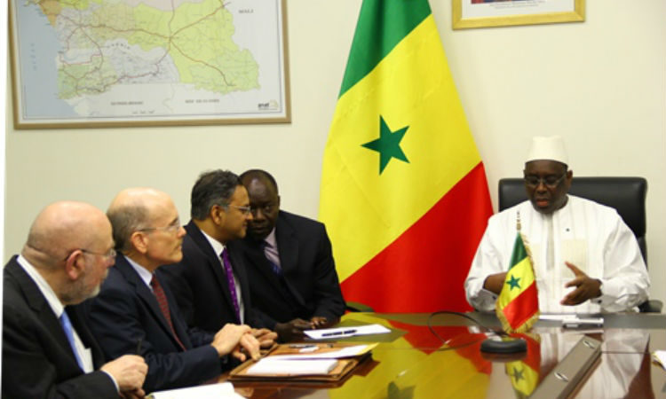 MCC Officials Visit Senegal to Discuss Second Compact (Photo US Embassy)