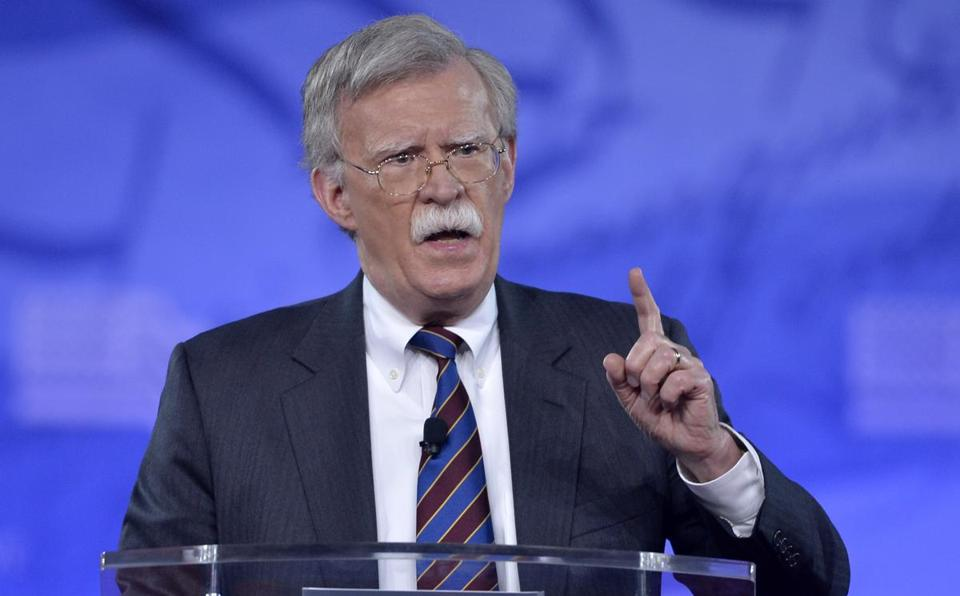 The Trump Administration's New Africa Strategy - Remarks by National  Security Advisor Ambassador John R. Bolton | U.S. Embassy in Senegal
