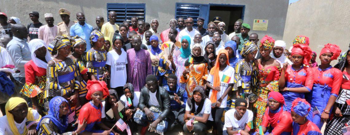 Ambassador Mushingi Visits Fatick