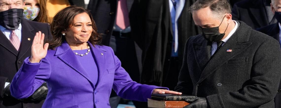 Kamala Harris : la vice-présidente de l'Amérique