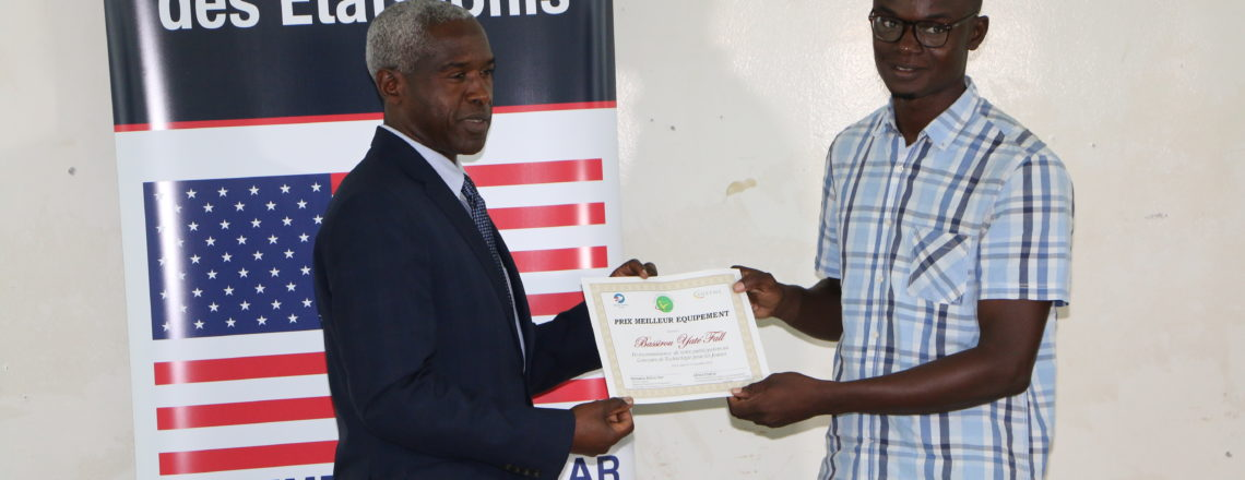 Peace Corps Youth Tech Contest Awards Ceremony