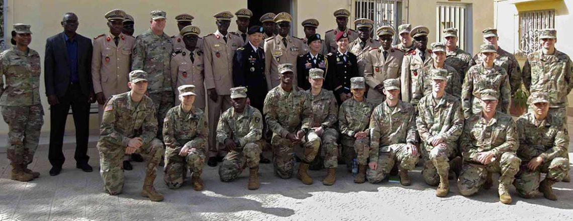USARAF MEDREX in Senegal Begins
