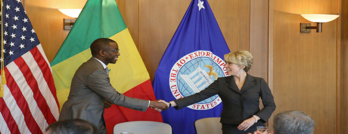 Senegal and EXIM-Bank Sign MoU to Boost Trade Between The Two Countries
